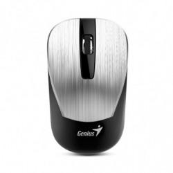 Mouse Wireless Genius NX-7015 plata