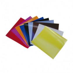 Papel Glasé lustre, pack de 200 unidades
