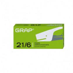 Broches Grap 21/6, caja de 1000 unidades
