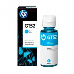 Botella de tinta HP GT52 Tank 315, M0H55AL cyan