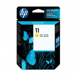 Cartucho HP 11 C4838A amarillo