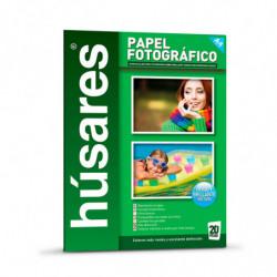 Papel Fotográfico Húsares 7891 A4, 150g.