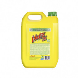 Agua lavandina Idefix III 60g. Cl/l, 5lts.