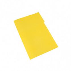 Carpeta Interior Nepaco amarilla, caja de 100 unidades