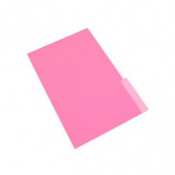 Carpeta Interior Nepaco rosa, caja de 100 unidades