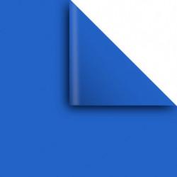 Papel Afiche azul, pack de 20 unidades