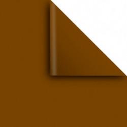 Papel Afiche marrón, pack de 20 unidades