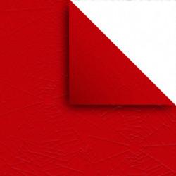 Papel Araña plastificado rojo, pack de 10 unidades