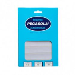Etiquetas Pegasola 1.6 x 2.2cm. 960 etiquetas