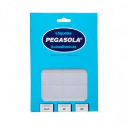 Etiquetas Pegasola 2 x 5cm. 420 etiquetas
