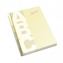 Cuaderno Rivadavia ABC tapa de cartón, 19 x 23cm. 48 hojas lisas