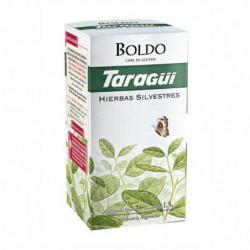 Té de Boldo Taragüí, caja de 25 saquitos