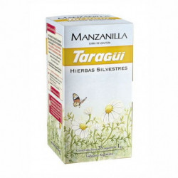 Té de Manzanilla Taragüí, caja de 25 saquitos