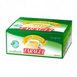 Mate Cocido Taragüí, caja de 25 saquitos