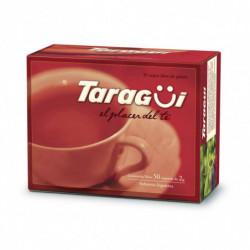 Té Negro Taragüí, caja de 25 saquitos