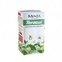 Té Menta Taragüí Placeres, caja de 25 saquitos