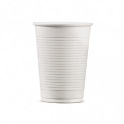 Vaso Plástico180cc. pack de 100 unidades
