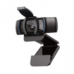 Cámara web Logitech Pro HD C920S