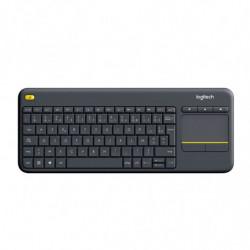 Teclado con Touchpad Wireless Logitech K400