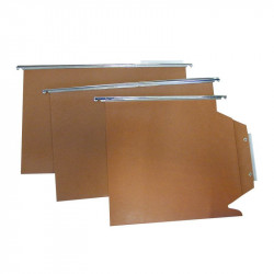 Carpeta colgante ventana corrediza, 5 posiciones, unidad