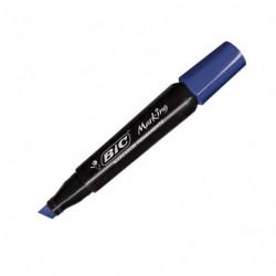 Marcador Bic Marking azul
