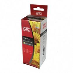 Botella de tinta Alternativa para impresoras HP,  GTC H GT52 A amarillo