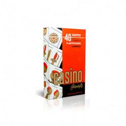 Naipes estilo Español Casino de 40 cartas