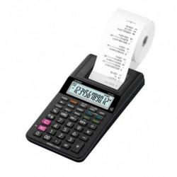 Calculadora impresora Casio HR-8RC-BK