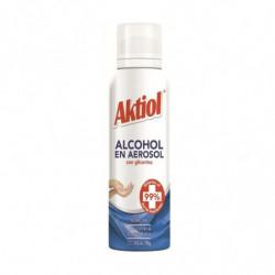Alcohol en aerosol Aktiol con gliserina,143cc.
