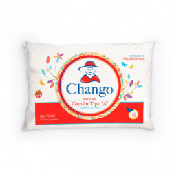 Azúcar Chango, bolsa de 1kg.