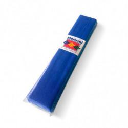 Papel Crepe Mariscal azul marino, pack de 10 unidades