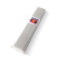 Papel Crepe Mariscal blanco, pack de 10 unidades
