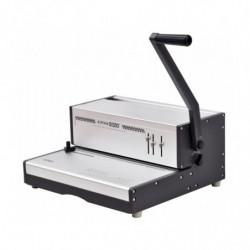 Máquina encuadernadora EspiraDasa Pro para 20 hojas