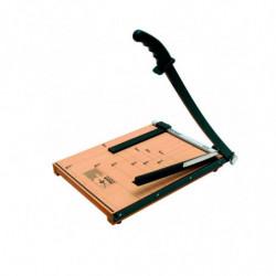 Guillotina con base de madera DASA Z1, 18 x 24cm.