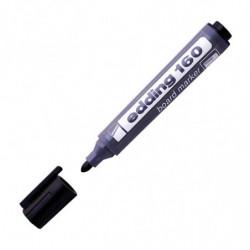 Marcador para pizarra Edding 160 negro