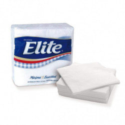 Servilletas blancas Elite
